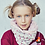 Thumbnail: Snood haut Flamant rose Nik Nak