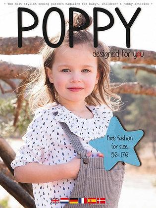 Poppy Magazine Automne Hiver 2017 - Edition 9
