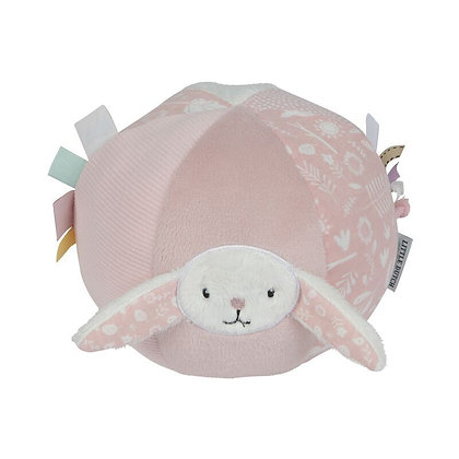 Little dutch - balle hochet adventure pink