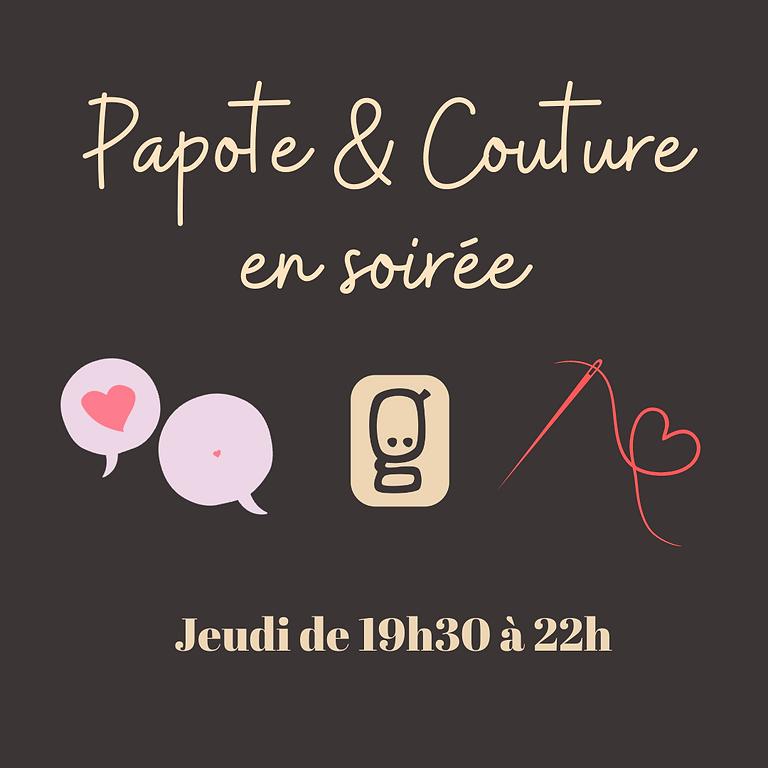 Papote & Couture en soirée