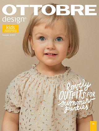 03/2021 Ottobre Design Enfants Eté 1/2021