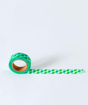 Perspective vert Creative tape  -  Petit Pan