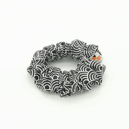 Chouchou Black & White Graphique noir
