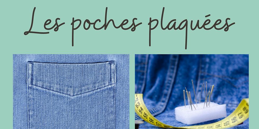 ATELIER FOCUS : Les différentes poches plaquées