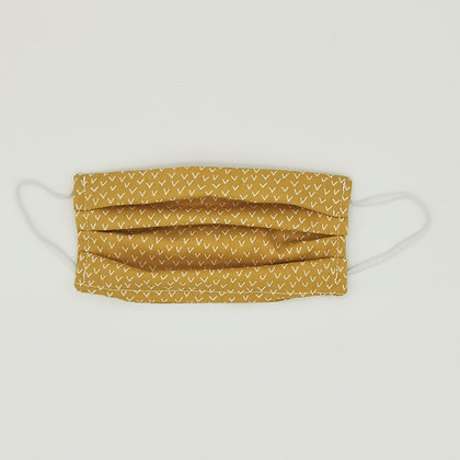 Masque Moutarde Taille Unique