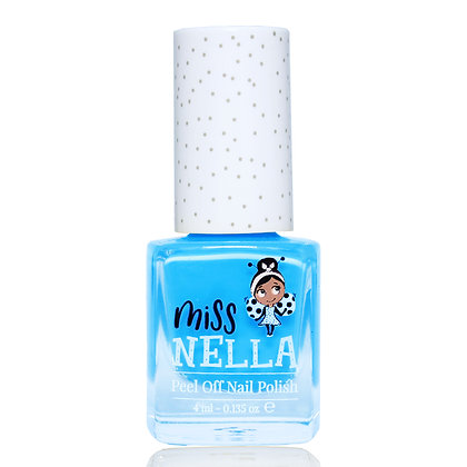 Vernis Mermaid Blue Miss Nella