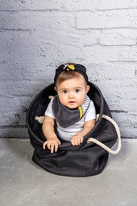 Bandeau Cheveux bébé - Graine de Moutarde