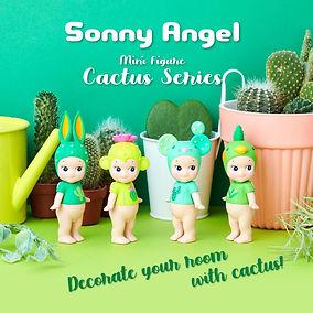 sonny angel cactus