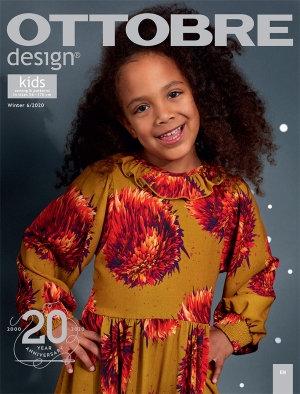 Ottobre Design Enfants Hiver 6/2020