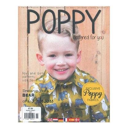 Poppy Magazine Automne Hiver 2018 - Edition 11
