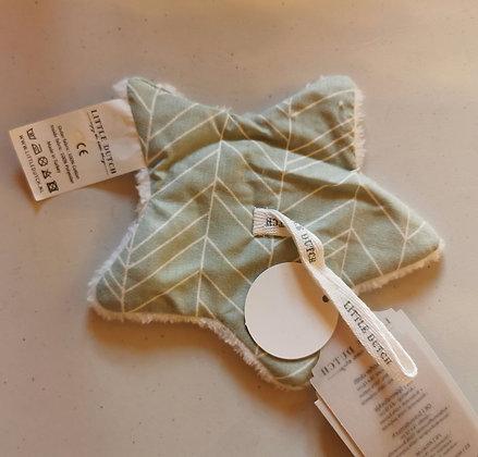 Little dutch - attache tutute étoile mint leave