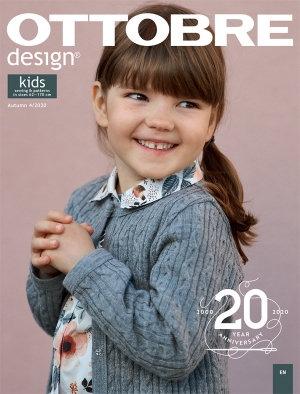 Ottobre Design Enfants Automne 4/2020 /2020