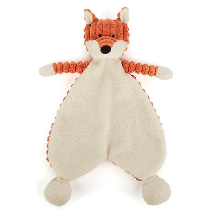 Cordy Roy Baby Fox Soother- Jellycat