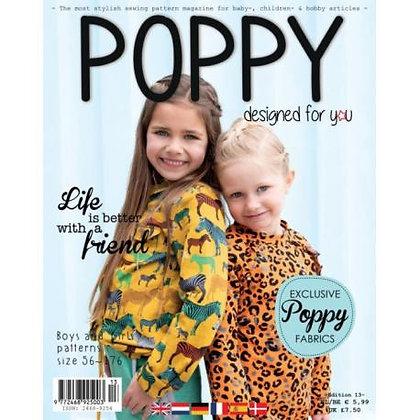 Poppy Magazine Automne Hiver 2019 - Edition 11