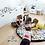 Thumbnail: Sac de  rangement et Tapis de Jeu Colour your Bag by OMY- Play & Go x OMG