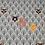 Thumbnail: Coton imprimé animaux de la forêt