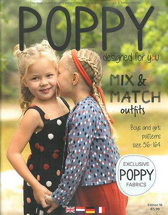Poppy Magazine Printemps Eté 2021 - Edition 16