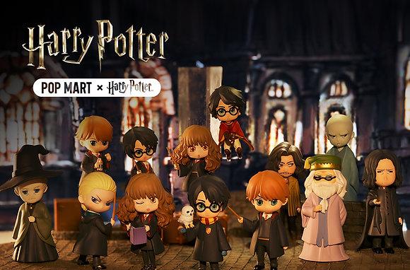 Série complète Harry Potter x  Pop Mart - 12 Figurines