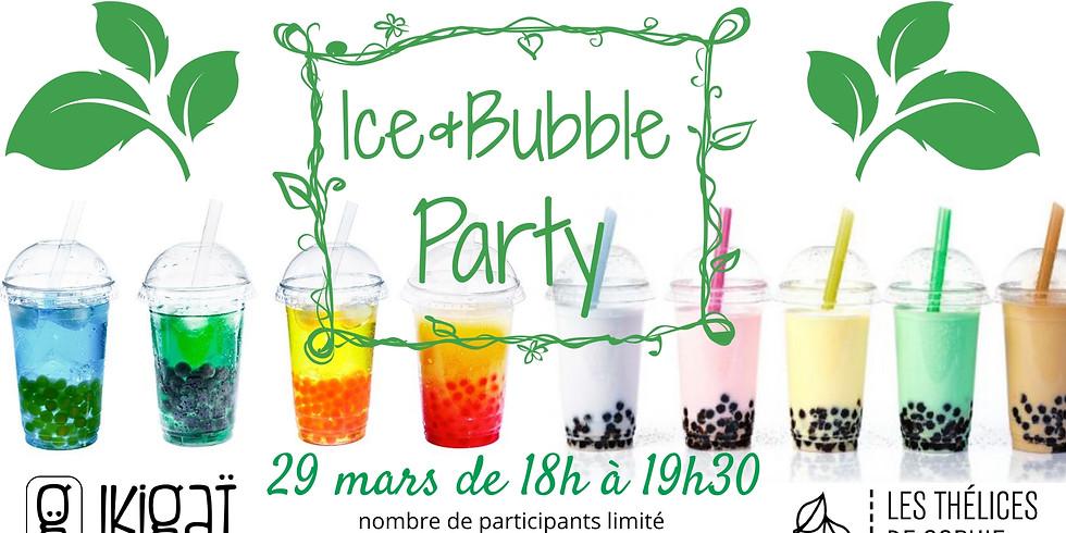 Ice & Bubble Tea Party