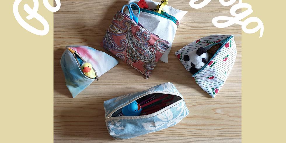 Atelier Couture : Pochettes à gogo