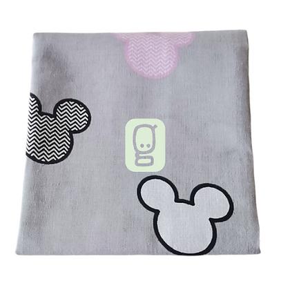 Coupon Mickey fond gris