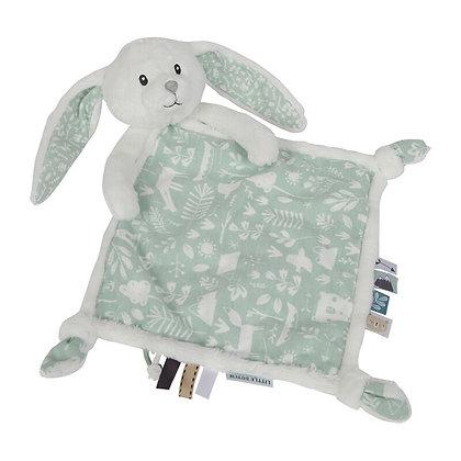 Little dutch - doudou lapin adventure mint