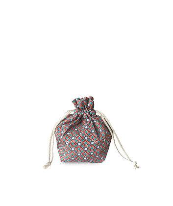 Petit sac trésor Lichen gris Petit Pan