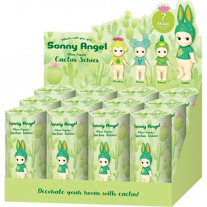 Sonny Angel Série limitée Cactus Collection Complète