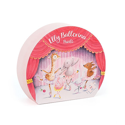 Jellycat - Elly ballerine Puzzle