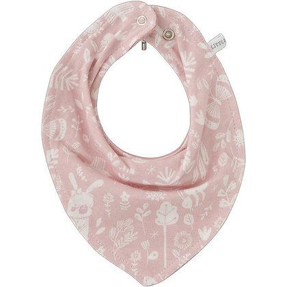 Little dutch - bavoir bandana adventure pink
