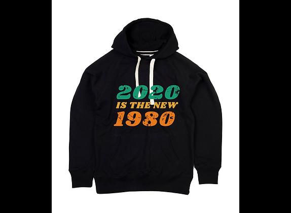 Hoodie noir 2020