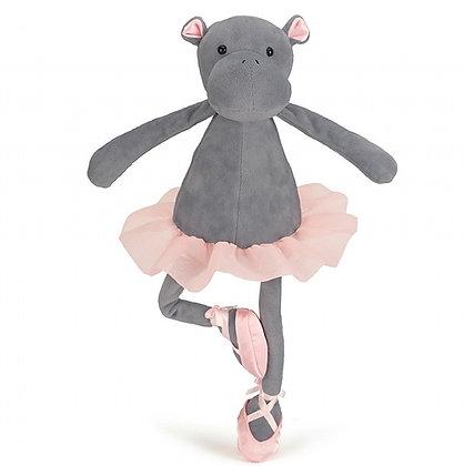 Dancing Darcey Hippo - Jellycat