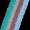 Thumbnail: Pack de 4 pailles en silicone -  Flexi - Minikoioi