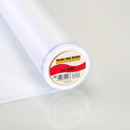 Vlieseline H200 90cm blanche