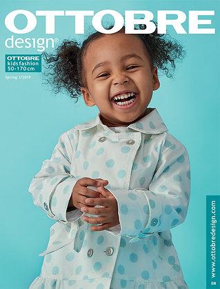 Ottobre Design Enfants Printemps 1/2019