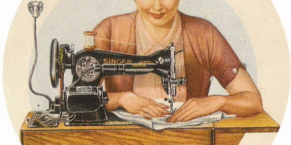 Couture débutant : je découvre la machine à coudre