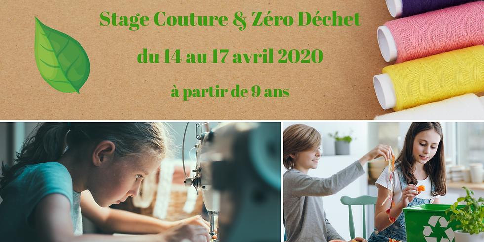 Stage Couture Zéro déchet