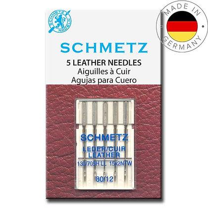 Aiguilles CUIR / SIMILI-CUIR - Schmetz