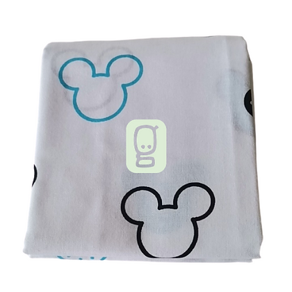 Coupon Mickey fond blanc