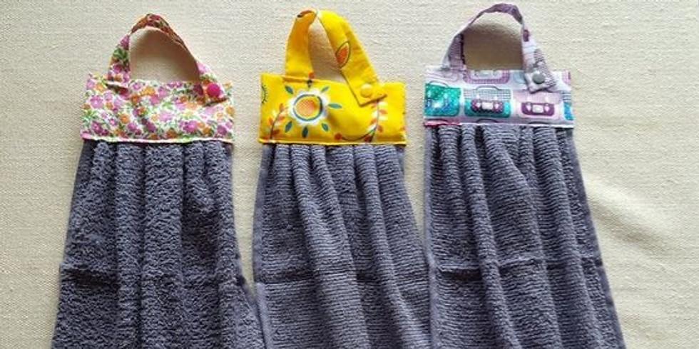 Couture : accessoires cuisine Partie 2