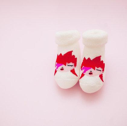 Chaussettes bébé Ziggy