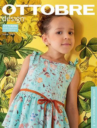 Ottobre Design Enfants Eté 3/2019