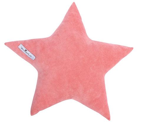 Coussin étoile - Petit pois dort - Jeux d'enfants
