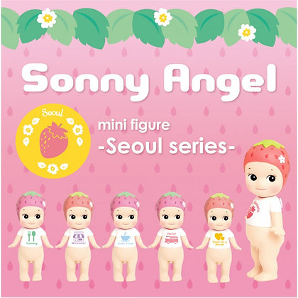 Sonny Angel SEOUL série complète - boite de 6 pcs