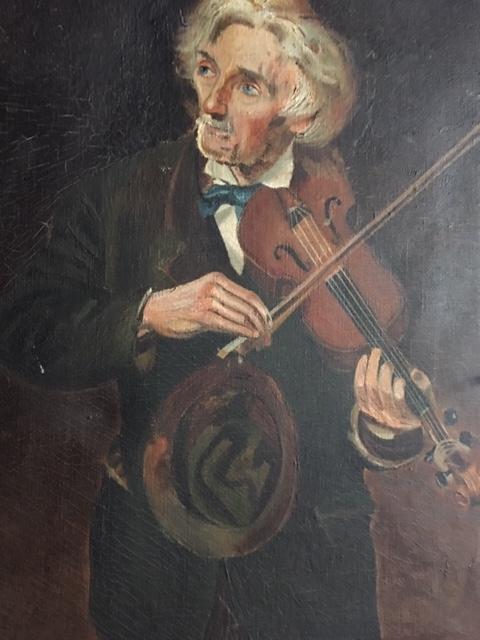 Unknown fiddler