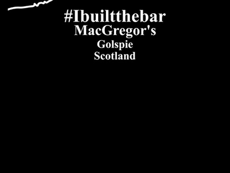 #Buildthebar - Golspie