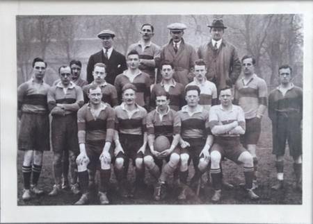 Highland Rugby Club 1922