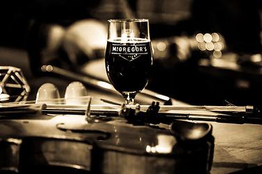 MacGregor's beer and fiddle