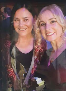 Diana Gabaldon with Jo De Sylva