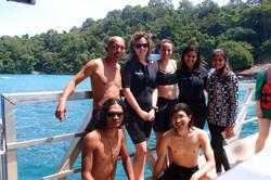PADI course with Scuba Club Langkawi